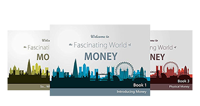 Click here to download 'Welcome to the Fascinating World of Money' for Kindle Devices.